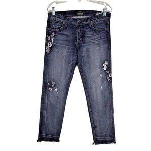 Lucky Sienna Slim Boyfriend Ankle Jeans Women's Me